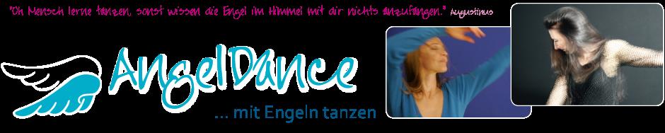 Angeldance Tanz mit Engeln - Spirituell inspirierter freier Tanz